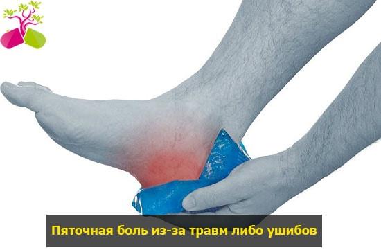 fájdalom a lábízület meghajlásában